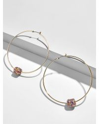 BaubleBar - Essra Hoop Earrings - Lyst
