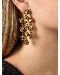 BaubleBar Marigold Drop Earrings - Multicolour