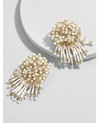 BaubleBar Chrysanthemum Drop Earrings - Multicolour
