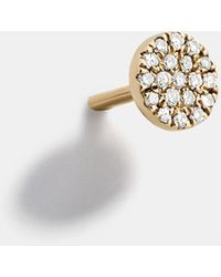BaubleBar Gia Solid Gold Earring - Multicolour