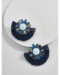 BaubleBar | Sapphire Stud Earrings | Lyst