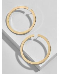 BaubleBar - Pauline Hoop Earrings - Lyst