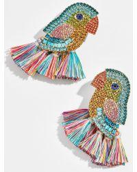 BaubleBar Cayman Drop Earrings - Multicolour