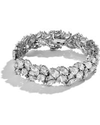 BaubleBar - Potpourri Cubic Zirconia Tennis Bracelet - Lyst