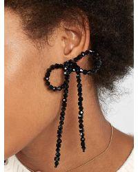 BaubleBar - Scarlette Bow Drop Earrings - Lyst