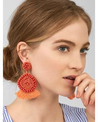 BaubleBar - Mietta Drop Earrings - Lyst