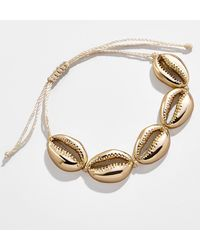 BaubleBar Mallorca Seashell Bracelet - Multicolour