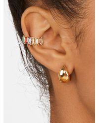 BaubleBar Alidia Ear Cuff - Multicolour