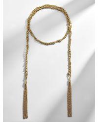 BaubleBar - Laurena Statement Necklace - Lyst