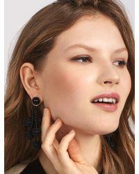 BaubleBar | Coretta Ball Drop Earrings | Lyst