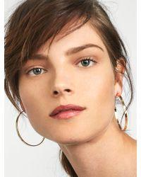 BaubleBar - Polly Hoop Earrings - Lyst