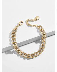 BaubleBar - Nererida Linked Bracelet - Lyst