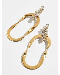 BaubleBar Glossy Drop Earrings - Multicolour
