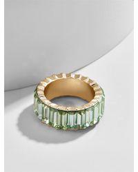 BaubleBar Alidia Ring - Green