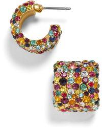 BaubleBar - Jocelyn Stud Earrings - Lyst