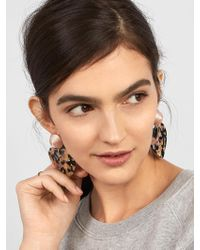 BaubleBar - Gigi Resin Drop Earrings - Lyst
