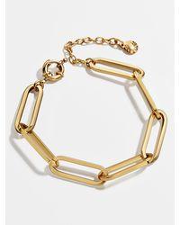 BaubleBar Hera Link Bracelet - Metallic