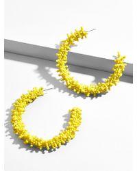 BaubleBar - Mareesa Hoop Earrings - Lyst