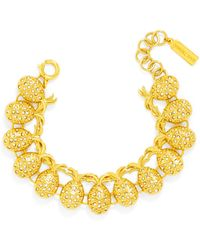 BaubleBar - Pineapple Bracelet - Lyst