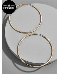 BaubleBar | Joelle Hoop Earrings | Lyst