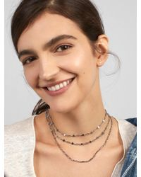 BaubleBar - Aphrodite Layered Necklace - Lyst