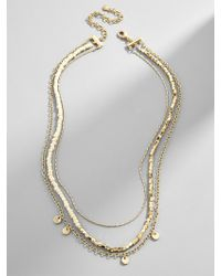 BaubleBar - Aurinda Necklace - Lyst