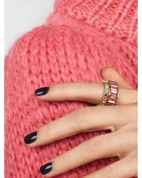 BaubleBar Alidia Ring - Multicolour