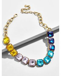 BaubleBar - Cathandra Statement Necklace - Lyst