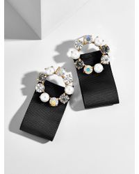 BaubleBar - Analisa Drop Earrings - Lyst