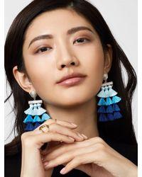 BaubleBar - Sabriya Tassel Earrings - Lyst