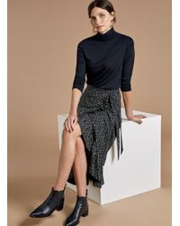 Baukjen - Martha Wrap Skirt - Lyst