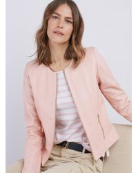 Baukjen - Melina Leather Jacket - Lyst