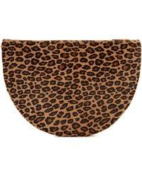 Baukjen - Leopard Print Cluch Bag - Lyst
