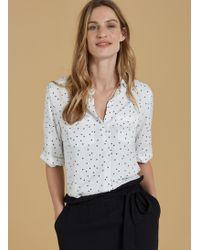 Baukjen - Layla Short Sleeve Shirt - Lyst