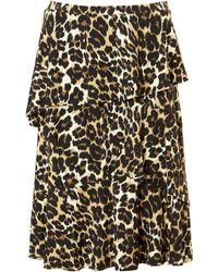 Baukjen Abigail Ruffle Skirt - Multicolour