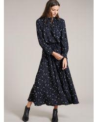 Baukjen - Luna Midi Dress - Lyst
