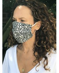 Baukjen Premium Organic Cotton Face Mask - Adult - Black