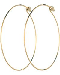Baukjen - By Boe Large Classic Hoop Earrings - Lyst