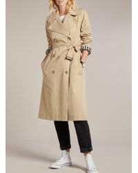 Baukjen Ashton Trench Coat - Natural