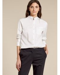 Baukjen - Drue Cotton Shirt - Lyst