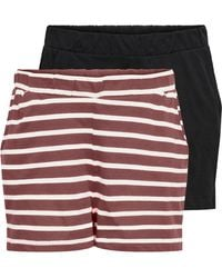 ONLY Shorts ONLMAY - Rot