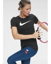 Nike Trainingsshirt Dri-FIT Women's Training T-Shirt - Schwarz