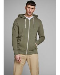 Jack & Jones - Kapuzensweatjacke HOLMEN SWEAT ZIP HOOD - Lyst