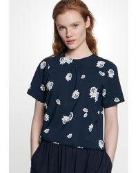 Seidensticker Shirtbluse - Blau