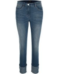 Laura Kent - 3/4 Jeans Laura slim - Lyst