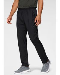 Nike Trainingshose Men's Woven Training Pants - Schwarz