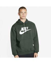 Nike Kapuzensweatshirt Men's Graphic Pullover Hoodie - Grün