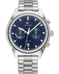 Tommy Hilfiger - Multifunktionsuhr Casual - Lyst