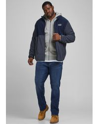 Jack & Jones - Kapuzensweatjacke BASIC SWEAT ZIP HOOD - Lyst
