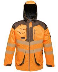 Regatta Outdoorjacke - Orange